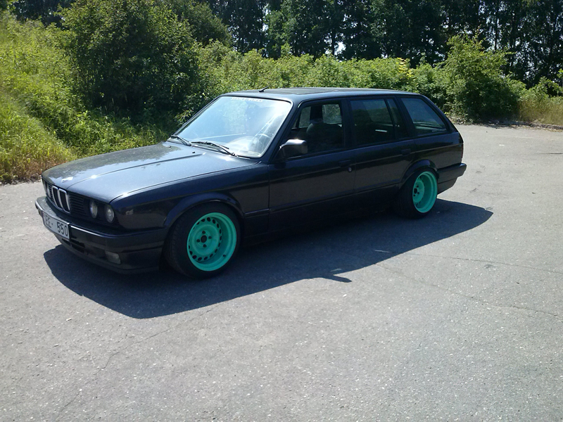 Post Your E30 On Steelies R3vlimited Forums